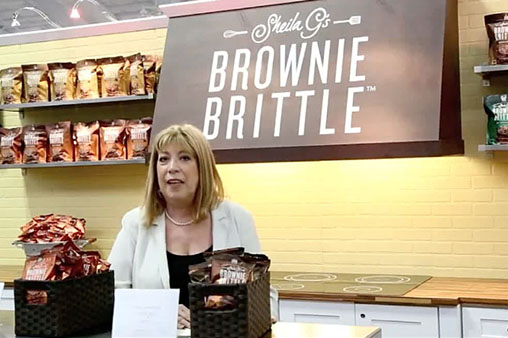 Brownie Brittle Testimonial for G.A.I.